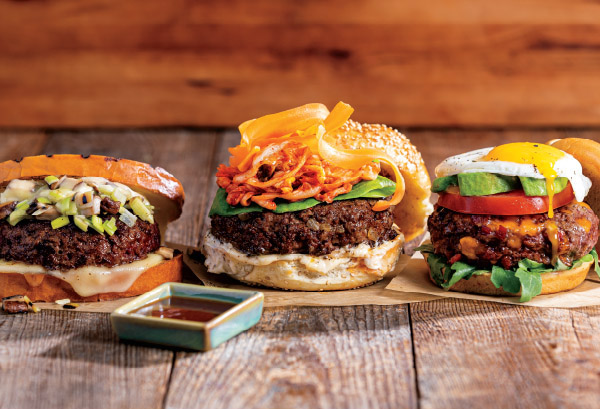 From Boring to Brilliant: Beef Up Your Burger Builds