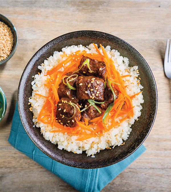 Instant Pot® Korean Beef