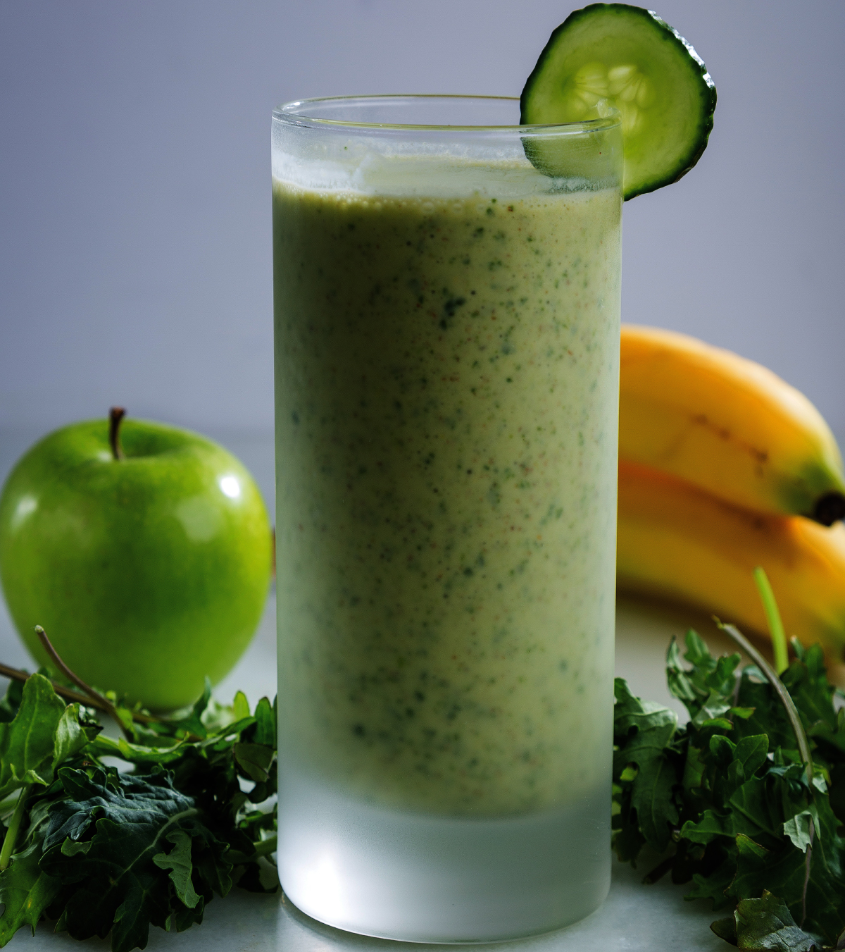Kicked-Up Green Smoothie