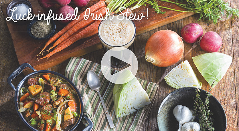 Irish Stout Beef Stew video